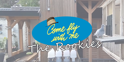 Come Fly With Me #1 – The Rookies